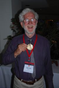 Kevin-medal
